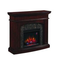 Batesburg Electric Fireplace at Menards | decorating ...