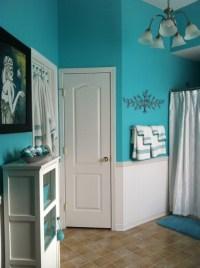 Tiffany Blue Bathroom! | Things I like... | Pinterest