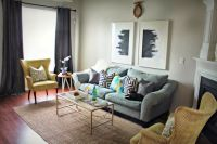 jute rug living room - | Livingroom | Pinterest