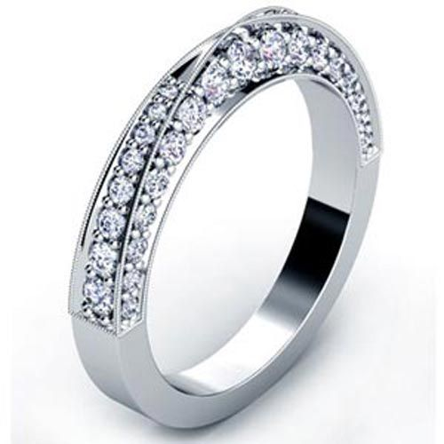 Diamond Wedding Bands Unique Womens Diamond Wedding Bands