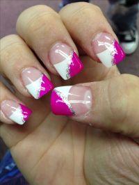 Purple gel nails | Sweet nails | Pinterest