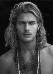 hot guys with long hair fuck yeah