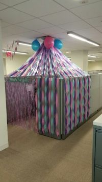 Best 25+ Cubicle birthday decorations ideas on Pinterest ...