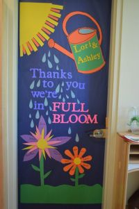 Teacher Appreciation Door Decoration | School | Pinterest ...