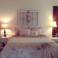 Shabby chic bedroom | home ideas | Pinterest