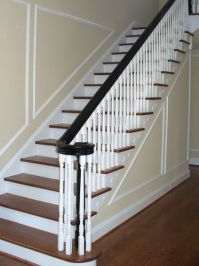 """perfect for those """"old"""" outdated stairs!   Brownstone ..."""