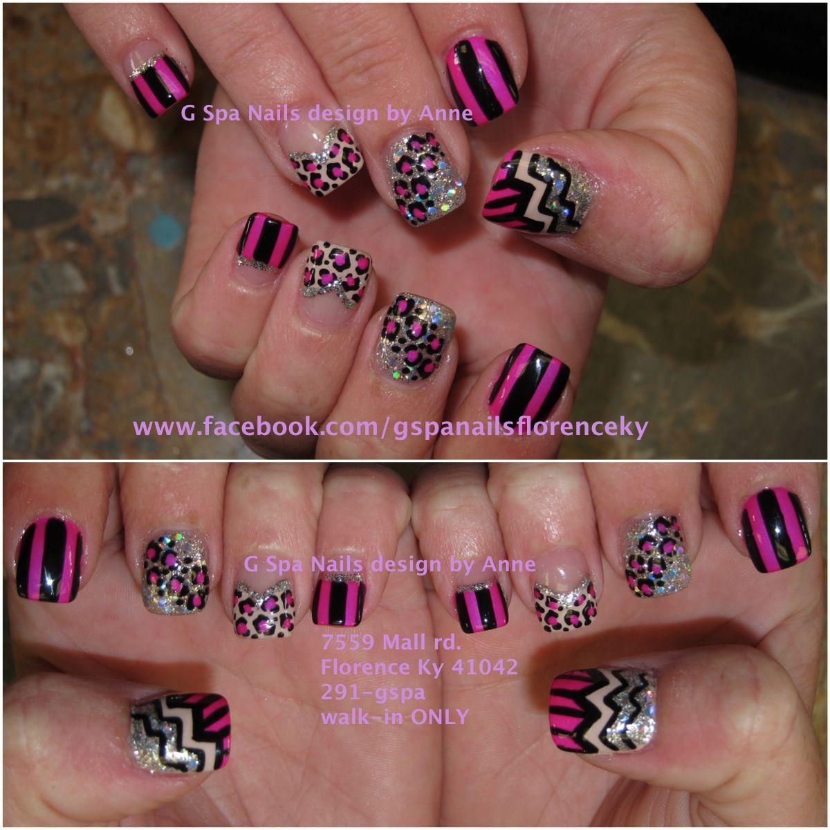 fancy nail art designs