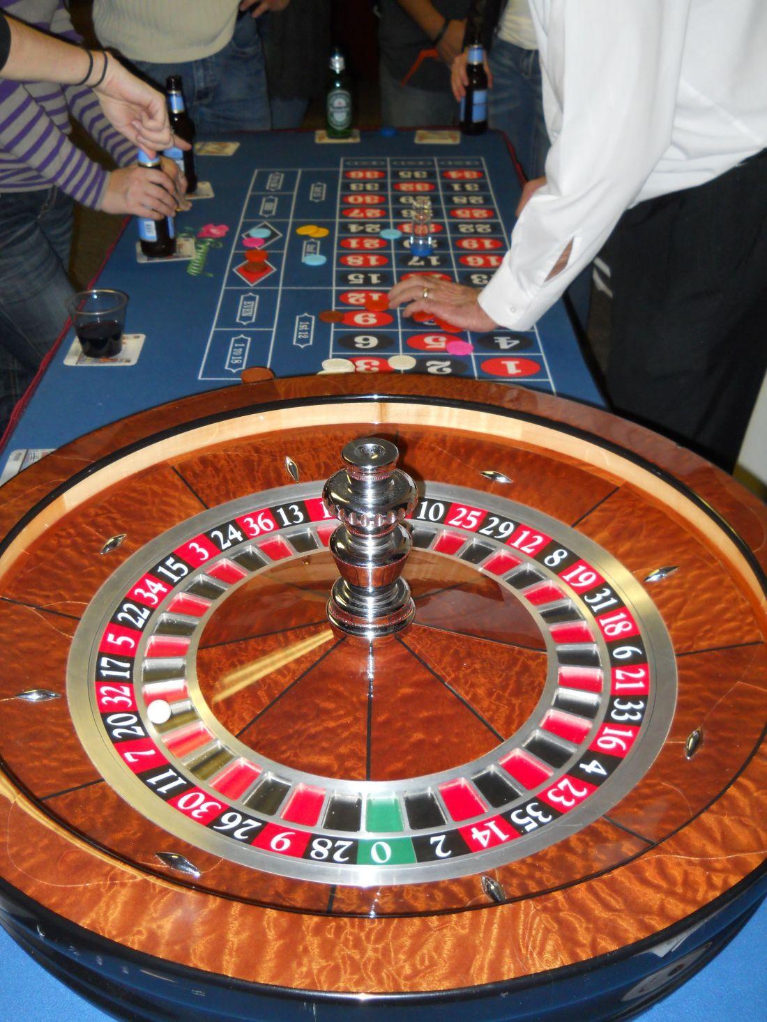 Casino night roulette table casino night pinterest