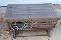 Lobster Trap Coffee Table | Antiques and Vintage Goods ...