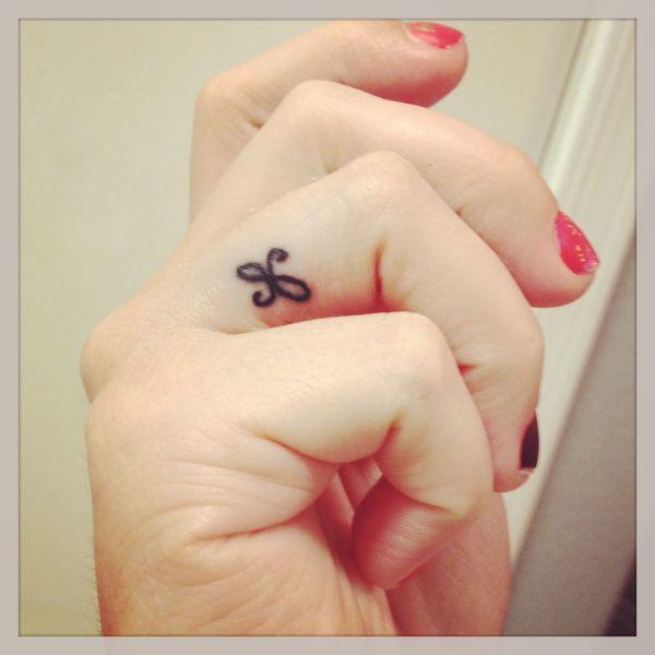 Celtic Friendship Symbol Tattoo