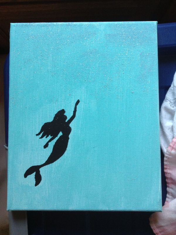 Disney Quote Canvas Paintings
