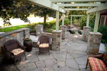 Front Yard Patio Design Ideas