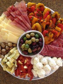 Ina Garten Antipasto Platter