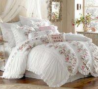 Shabby chic ruffled comforter   SHABBY/ BOHO/ VINTAGE IV ...