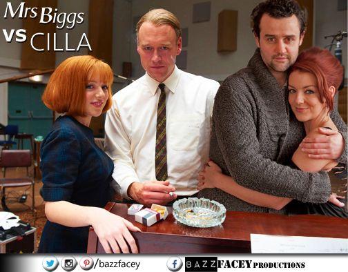 Mrs Biggs VS Cilla