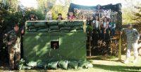 Backyard fort | Kid Stuff | Pinterest