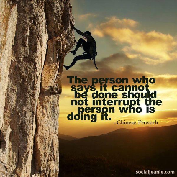 Rock Climbing Quotes Inspirational