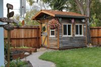 Backyard Cottage | Garden Cottages | Pinterest