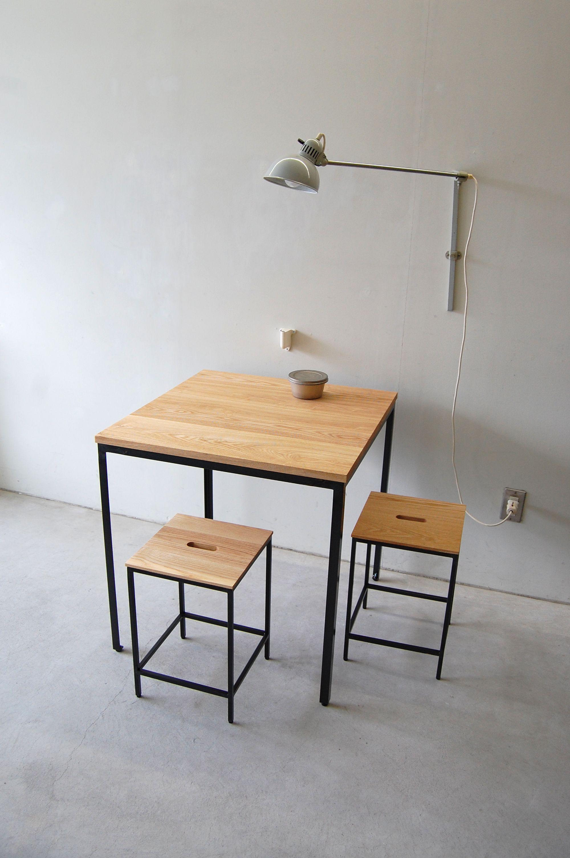 steel chair olx desk pretty atelier square table home ideas pinterest