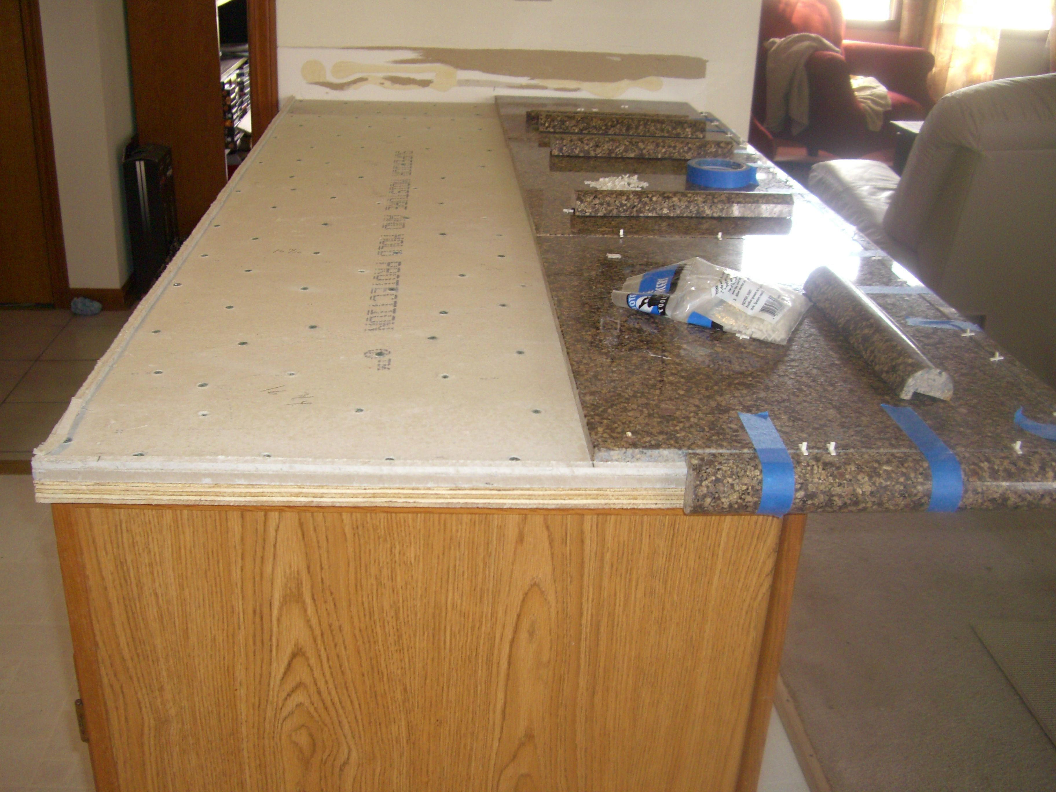 tile for kitchen countertops cabinet trash can diy counter tops pictures to pin on pinterest pinsdaddy