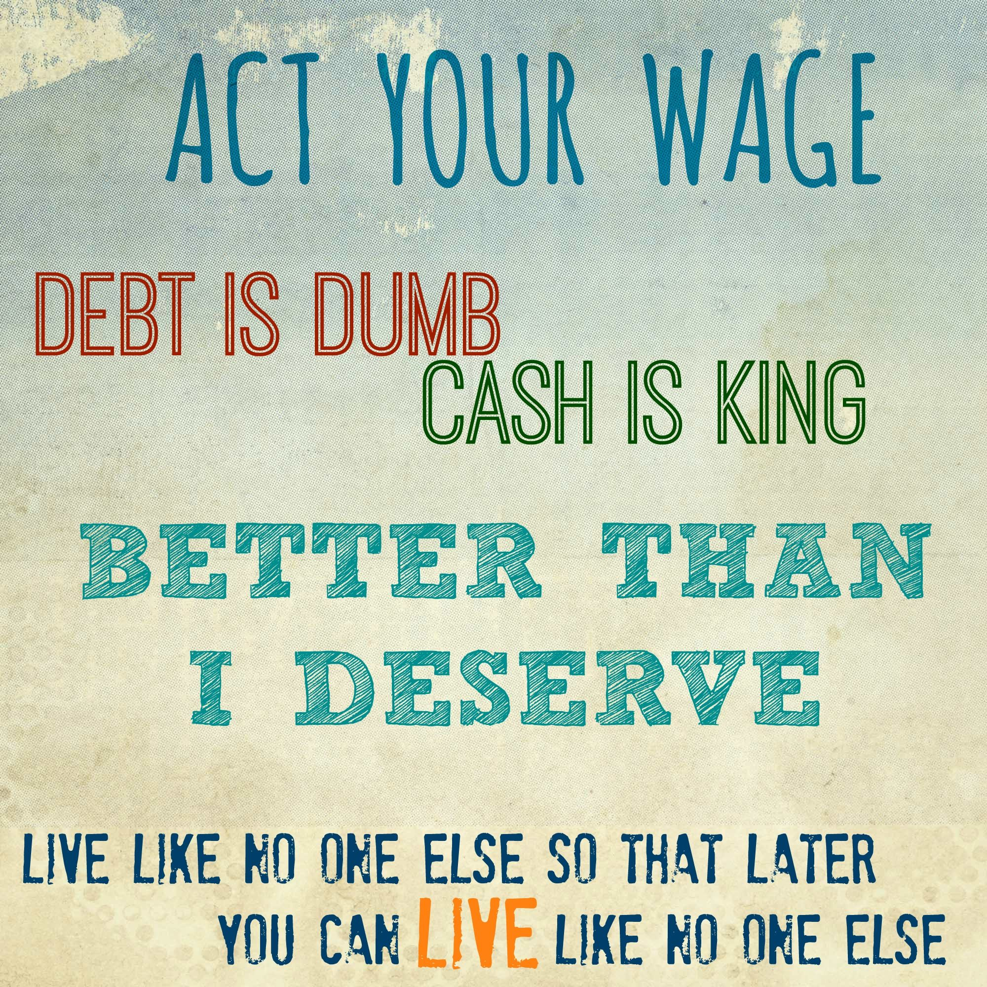 Budget Dave Ramsey Quotes Quotesgram