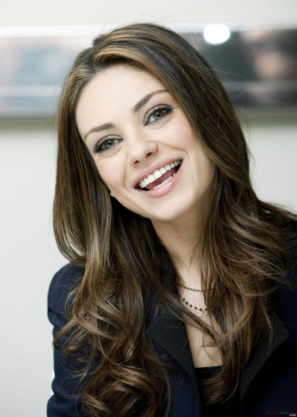 Mila Kunis Beautiful Women