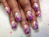 happy new year nail designs - 28 images - new years nail ...