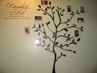 Family Tree Wall Mural | Decorating | Pinterest