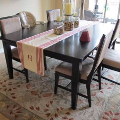 Rug For Kitchen Table Cost Of Renovation Under The Home Pinterest