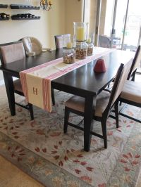 rug under kitchen table | For the Home | Pinterest