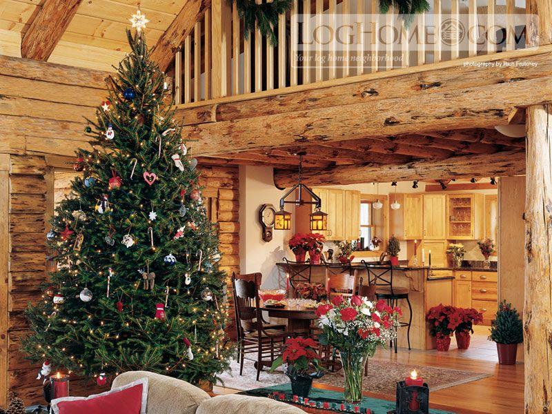 Beautiful Country Christmas  Christmas Scenes