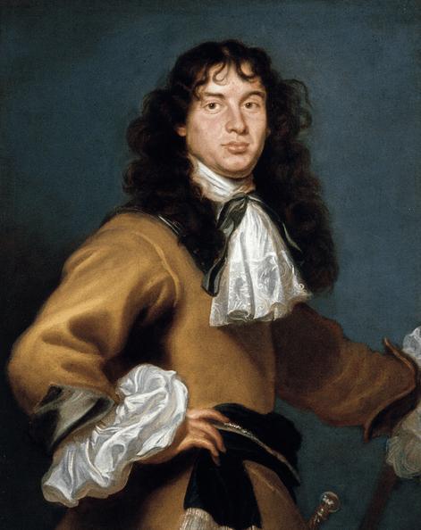 17th century soldier
