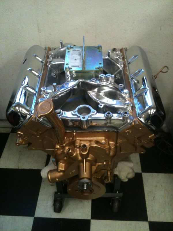 455 Oldsmobile Engine Identification - Year of Clean Water
