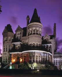 Haunted Galveston Hotel