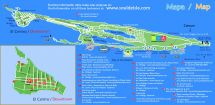 Isla Mujeres Map Favorite Places & Spaces