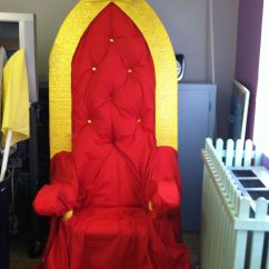 Chair Cover King York On U Design Throne Idea Party Ideas Pinterest
