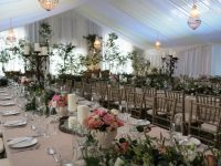 The gallery for --> Garden Wedding Table Settings