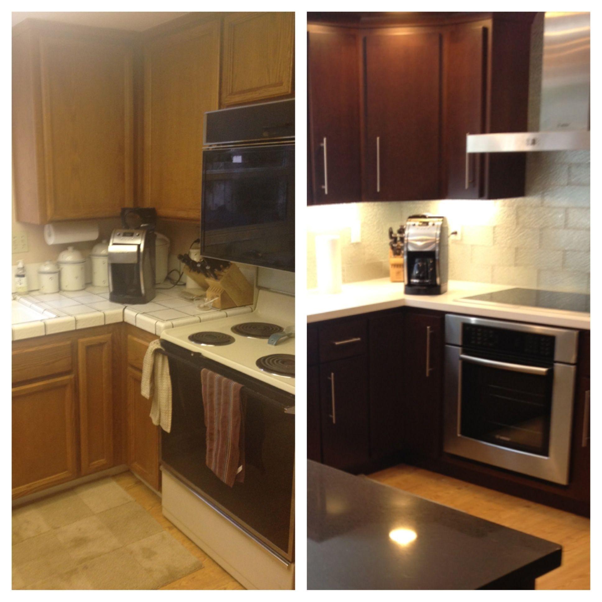 kitchen remodels before and after katana knife remodel makeover