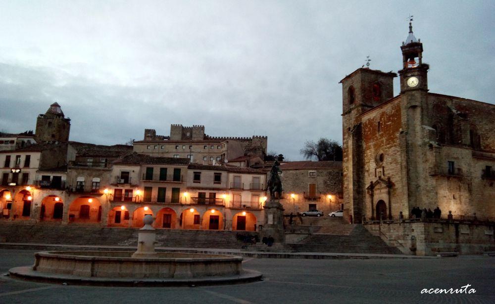Trujillo. Plaza Mayor