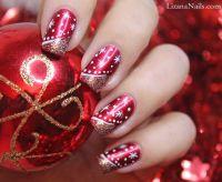 Christmas nail art | Holiday Nails | Pinterest