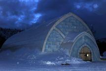 Ice Hotel Fairbanks Alaska