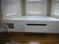bay window seat | For the Home | Pinterest