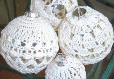 Crochet Christmas Ornaments Ideas