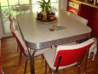 Retro kitchen table | Recuerdos | Pinterest