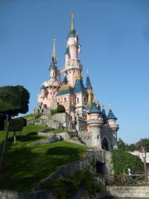 Disneyland Paris - Castle 2010