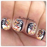 Fall Nail Art | Nails | Pinterest