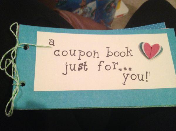 iou coupons for boyfriend