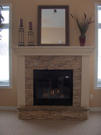 living room fireplace | Home Decor ideas | Pinterest