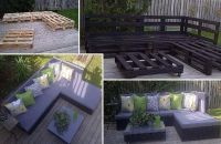 Cheap patio furniture idea | Home Decor | Pinterest