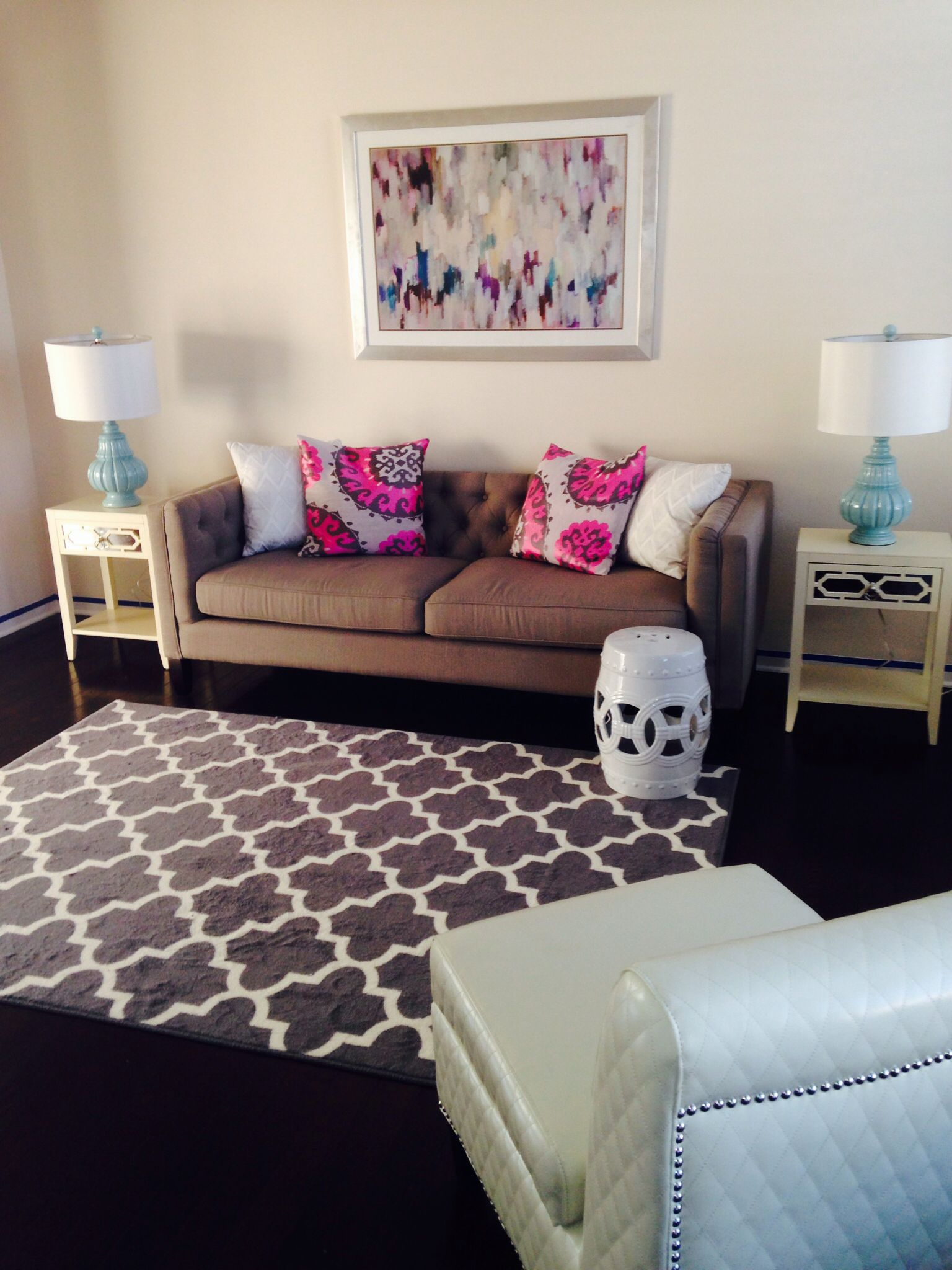Small living room  Future Home ideas and decore  Pinterest